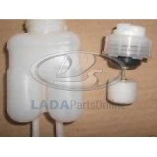 Lada 21011 Brake Fluid Reservoir and Sensor