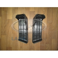 Lada 2121 Niva Rear Bumper Side Cover L + R 2 Pcs Plastic