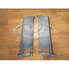 Lada 2108 Central Rack Upholstery (left + right)