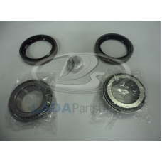 Lada 2121 Wheel Bearings Kit For One Wheel OEM  VPZ / BRT