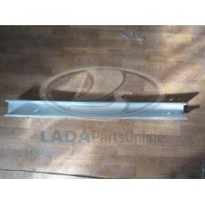 Lada 2108 Front Bumper Bar (aluminum)