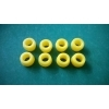 Lada 2101-2107 Rear Shock Absorbers Mounting Rubber Kit Polyurethane