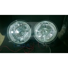 Lada Niva  LED Chrome Headlight Kit