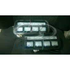 Lada 21214 Rear Lights Complete Set (New Style) LED
