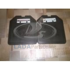 Lada 2121 Niva Rear Mud flaps Pair