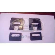 Lada 2121 Door Hinge Gasket Set
