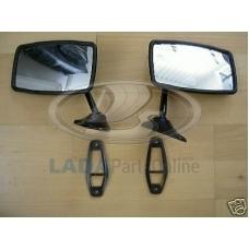 Lada 21011 Rearview Mirror 2pcs
