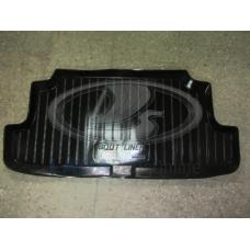 Lada 2121-21213 Boot Carpet (Rubber-Plastic)