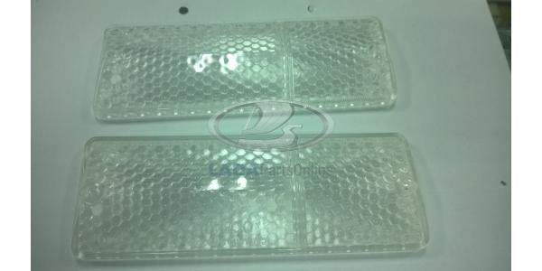 Lada 2103 Glass Indicator Set (White)