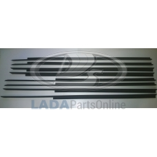 Lada Laika Riva SW 2104 2105 2107 Sliding Glass Seal Kit