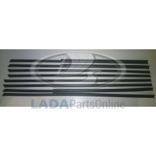Lada 2101 2102 2103 2106 Sliding Glass Seal Kit