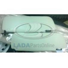 Lada 2105 2107 With Hard Roof Headlining Sunvisor Kit