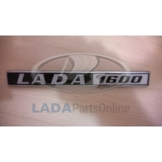 "Lada 2103 Plastic Tailgate Ornament ""LADA 1600"""