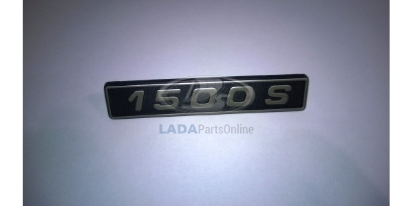 Lada 2105 Trim Badge Emblem