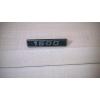 Lada 2105 Rear Trim Badge Emblem Plastic 1500