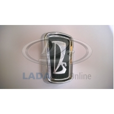 Lada 2103-2121 Front Radiator Grille Badge Silver Chrome