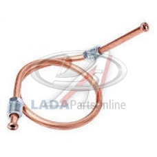Lada Copper Brake Pipe 75 cm (Fitting 10mm)